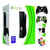 Xbox 360 5.0 +control+silicona+grips+garantia+obsequio Usada