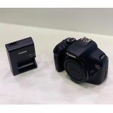 Canon T3 (solo El Cuerpo) + Memoria 16gb