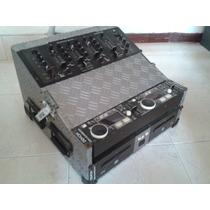 Barato Denon 4500 + Mixer American Dj 3ch Q2422pro