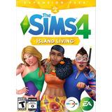 Los Sims 4 Vida Isleña Origin Digital Expansion (original)