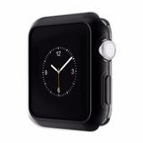 Forro Carcasa Protector Apple Watch 42mm Flexible Negro