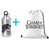 Game Of Thrones Combo Tula +termo