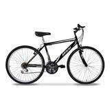 Bicicleta Todoterreno Nissi, Marco Mtb Rin 26, 1 Año De Gar