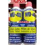 2 Lubricante Protector Limpiador Wd40