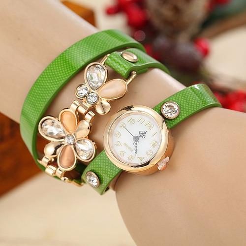 Reloj Brazalete Para Dama Mujer Ref. Rd-1010.   24900 bf950344435f