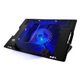 Base Gamer Refrigerante De Portátil 5 Niveles 1 Ventiladores