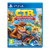Crash Team Racing Ps4 Español Envio Gratis Ctr + Skin Dlc