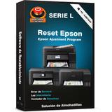 Reset Epson L3110 L3150 L4150 L4160 L396 L380 L395 L495 L565