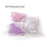 Copa Menstrual Silicona Viva Cup