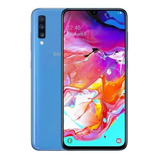 Samsung Galaxy A70 128gb + Sd 128gb Ram 6gb + Vidrio 5d