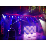 Alquiler Sonido Luces Lanzallamas Ventury Karaoke Niebla