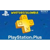 Membresía Playstation Plus 14 Días Psn Ps3 Ps4 Juegos Gratis