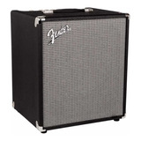 Amplificador Fender Bajo Rumble 100 V3 120v De 100 Watts