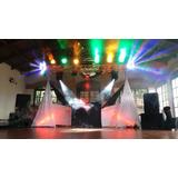 Alquiler Sonido Luces Lanzallamas Ventury Karaoke Videobeam