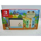Nintendo Switch Animal Crossing: New Horizon Special Editi