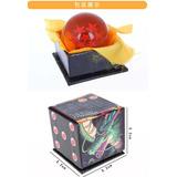 Esfera Del Dragon De 4 Estrellas 4 Cm - Caja De Lujo