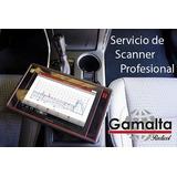 Servicio De Scanner Automotriz Profecional