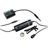 Audio-technica Atr3350is, Micrófono Lavalier De Condensador