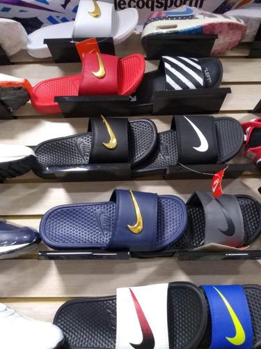 0edbfe5385 Chanclas Sandalias Nike Hombre Nuevas. $ 100000