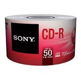 Oferta Cd Sony Rotuló Torre X50 - Unidad a $400