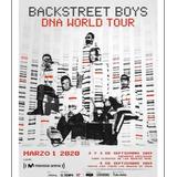 Boleta Backstreet Boy A Precio Original - No Revendida