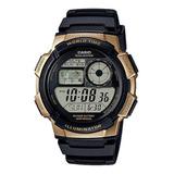 Reloj Casio Ae1000w Original Resistente Agua Pila 10 Años