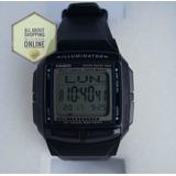 Reloj Casio 2515db-36 100% Original, Telememo, R. Agua