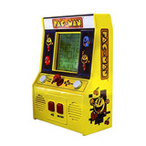 Clasicos De Arcade - Pac-man Retro Mini Arcade Game