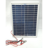Panel Solar Jarrett 12w 12v Fotovoltaico
