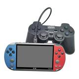 Consola Mp5 Psp 500 Juegos Nintendo Con Camara Pantalla 4.3