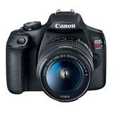 Canon Eos Rebel T7/2000d Kit 18-55mm
