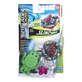 Beyblade Slingshock Tm Burst Turbo-salamander S4 Hasbro Orig