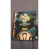 Album Panini Mundial De Futbol Alemania 2006 + Vaso Cocacola