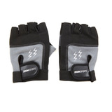 Guantes Gym Negro/gris Zoom Sports Talla M