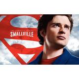 Smallville Serie Completa 1080p Digital