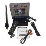 Decodificador Tdt Con Wifi Receptor Tv Digital T2 Antena