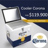 Cooler O Nevera De Corona Extra Capacidad 12 Botellas 355ml