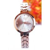 Reloj Yess Original Dama Acero Inox + Envío Gratis