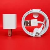 Cargador Apple + Cable Original Iphone 5s 6s 7 X