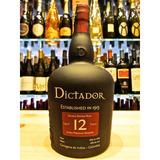 Ron Dictador Solera 12 Años- Promocion 2 Botellas $ 179.000