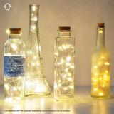 Luces Micro Led Decoración Luz Función Con Pilas Microled