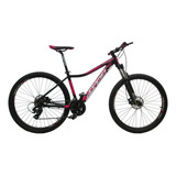 Bicicletas Hammer R 27.5 Mujer Shimano Altus 9 Fr.hidráulico