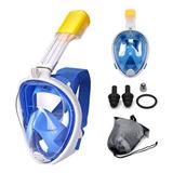 Mask Snorkel - Envio Gratis E Inmediato