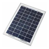 Panel Solar 10w  12v  Policristalino