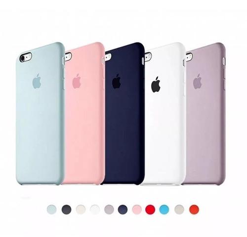 carcasas silicona iphone 6