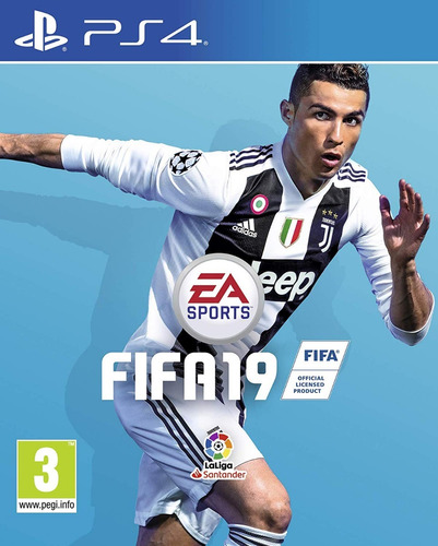 Fifa 19 Ps4 Fisico Juego Playstation 4 Fifa 2019 Ps4