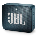 Parlante Jbl Go 2 Portable Bluetooth Ipx7 Slate Navy
