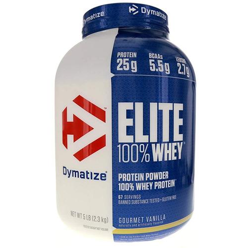 Polvo De Proteína De Suero De Leche Dymatize Nutrition Elit