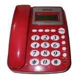 Teléfono Fijo Hogar Mesa Identificador Llamada Calculadora