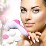 5 In 1 Beauty Care Brush Massager - Unidad a $8350